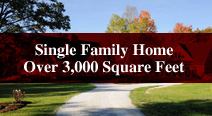 Best New Single Family Home Over 3000 Square Feet