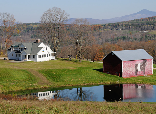 Scintillating vermont country home designs contemporary for Vermont farmhouse plans